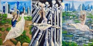 Fine art artist Samuel Gillis